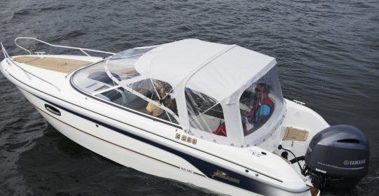 Yamarin 65 DC båt