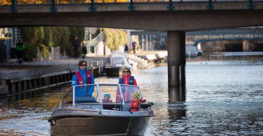 Yamarin Cross 57 BR båt