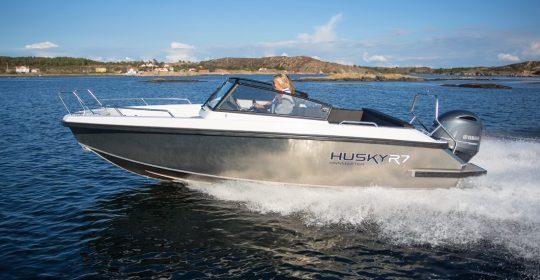 Finnmaster Husky R7
