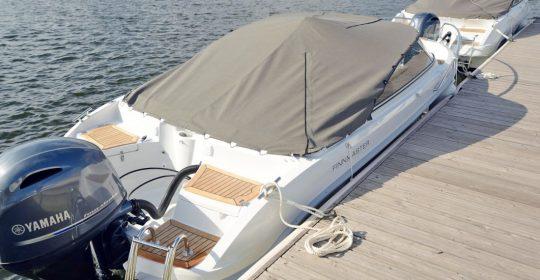 Finnmaster 62 BR båt