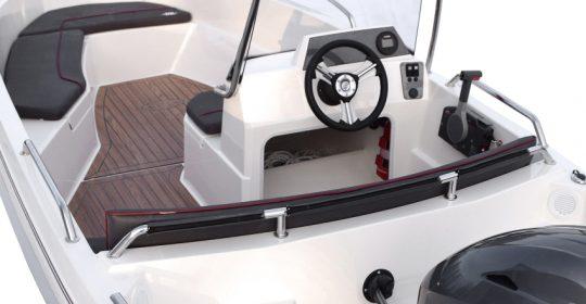 HR 442 SC båt