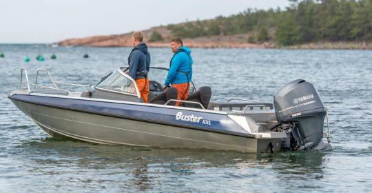 Buster XXL båt