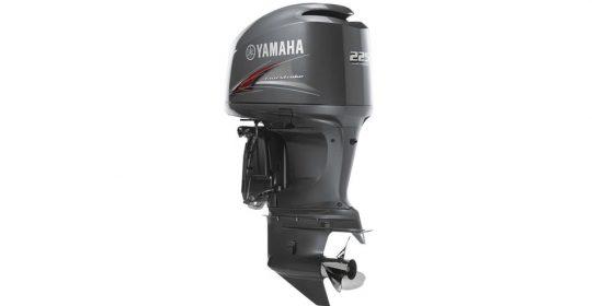 F225B båtmotor