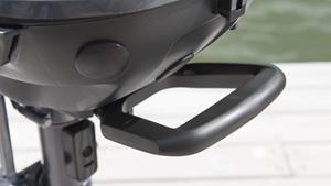 F2.5 360 -styrning för snabba riktningsbyten