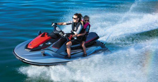 Yamaha EX Deluxe vattenskoter