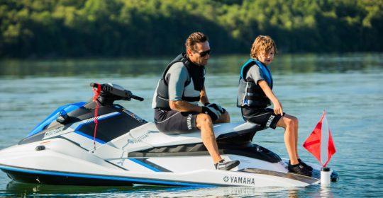 Yamaha EX Sport vattenskoter