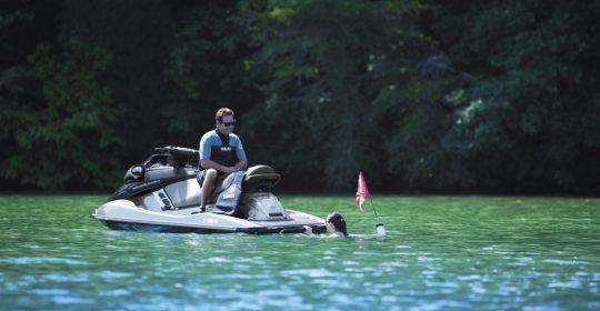 Yamaha FX Cruiser HO vattenskoter