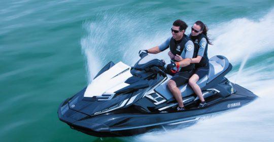 Yamaha FX Cruiser SVHO vattenskoter