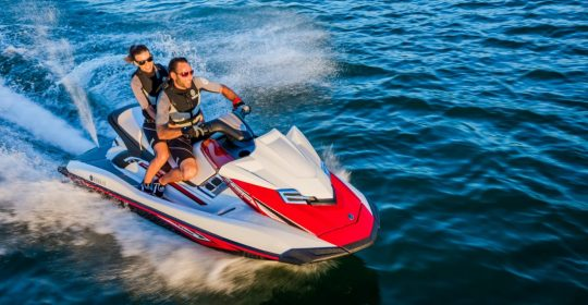 Yamaha FX HO vattenskoter