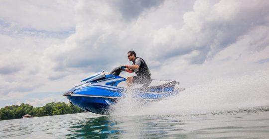 Yamaha GP1800 vattenskoter