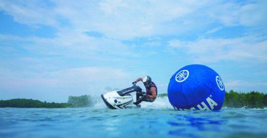 Yamaha Superjet vattenskoter