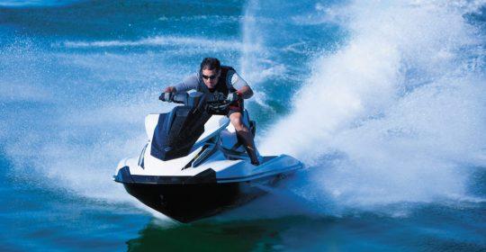 Yamaha VX Cruiser HO vattenskoter