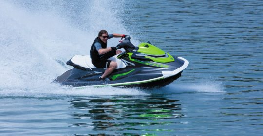 Yamaha VXR vattenskoter