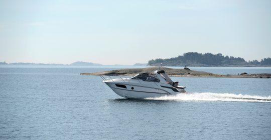Grandezza 28 DC båt