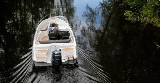 Finnmaster 55 SC båt