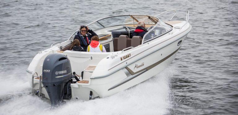 Yamarin 68 DC båt