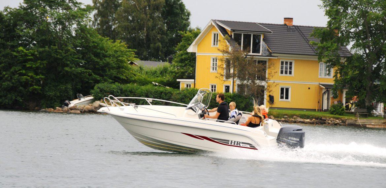 HR 532 CC båt