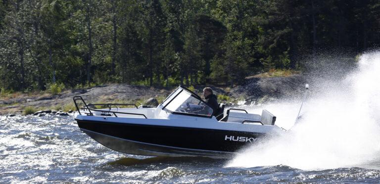 Finnmaster Husky R5
