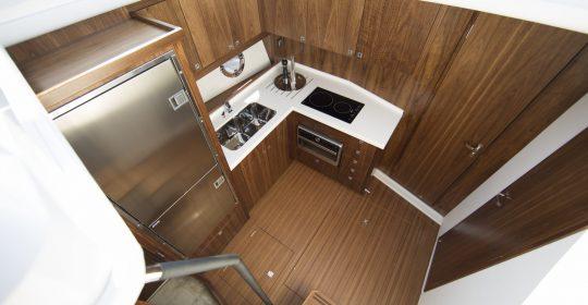 Grandezza 40 Fly båt