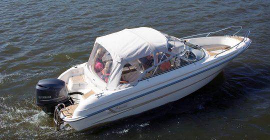 Yamarin 63 BR båt