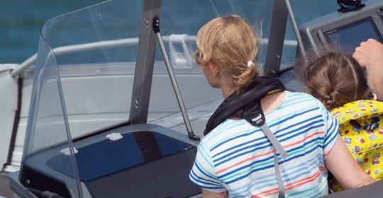 Buster M2 båt