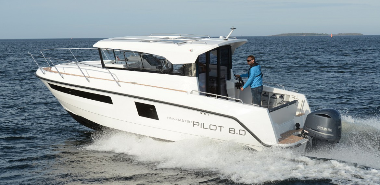 Finnmaste Pilot 8