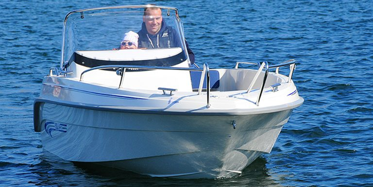 HR 480 SC båt