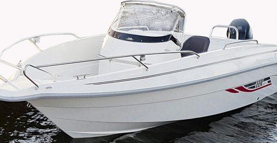 HR 602 CC båt