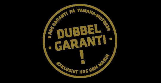 Dubbelgaranti logo